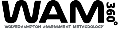 WAM - City of Wolverhampton College Logo